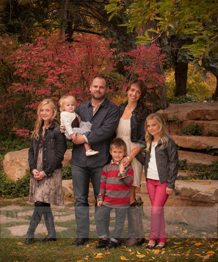 Outdoor Family Photography, Salt Lake City Utah