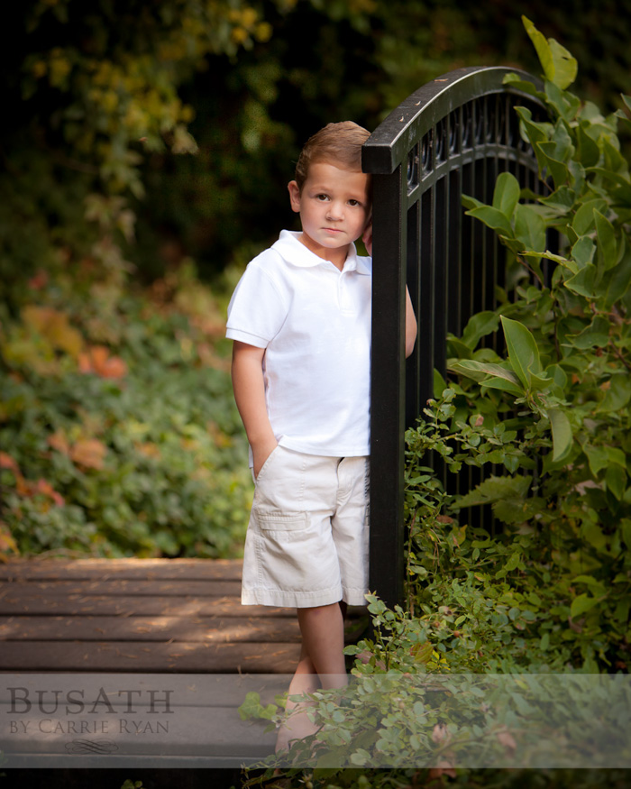 Outdoor Children's Portraits, Salt Lake City Utah