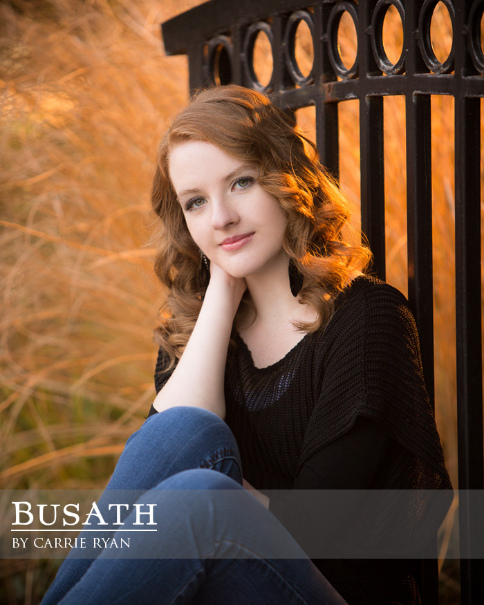 High School Senior Portraits, Salt Lake City Utah