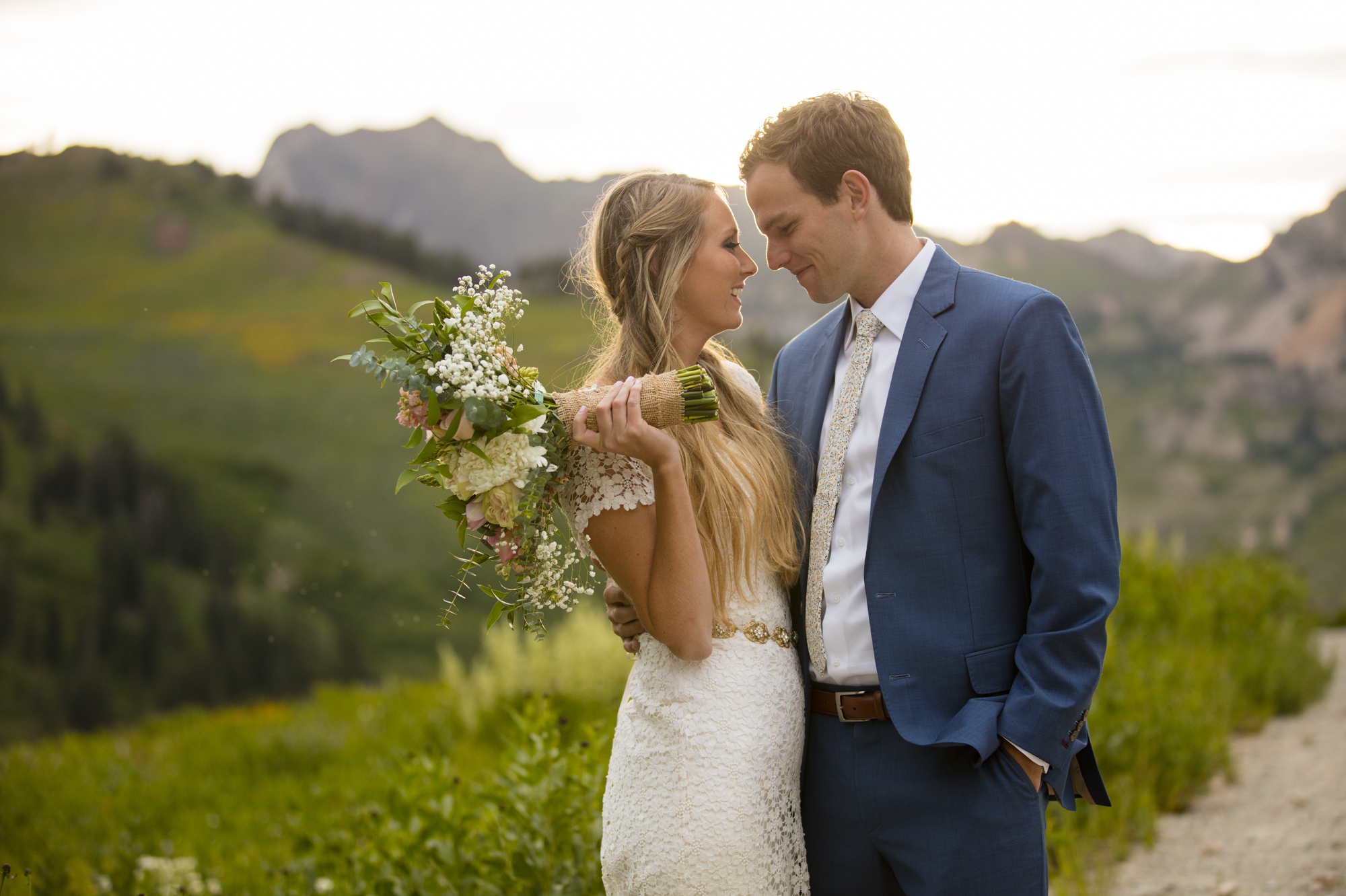 Wedding Portrait, Location