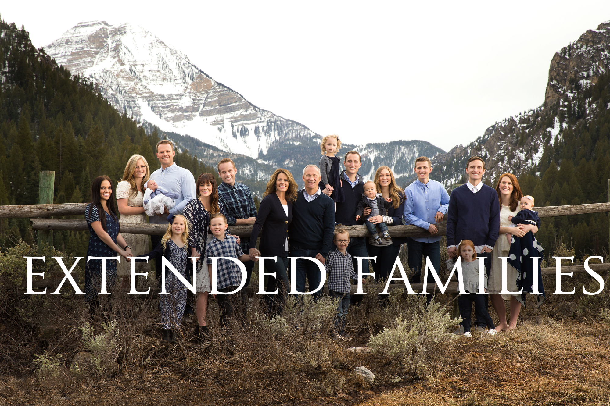 Extended Family Sessions From $295