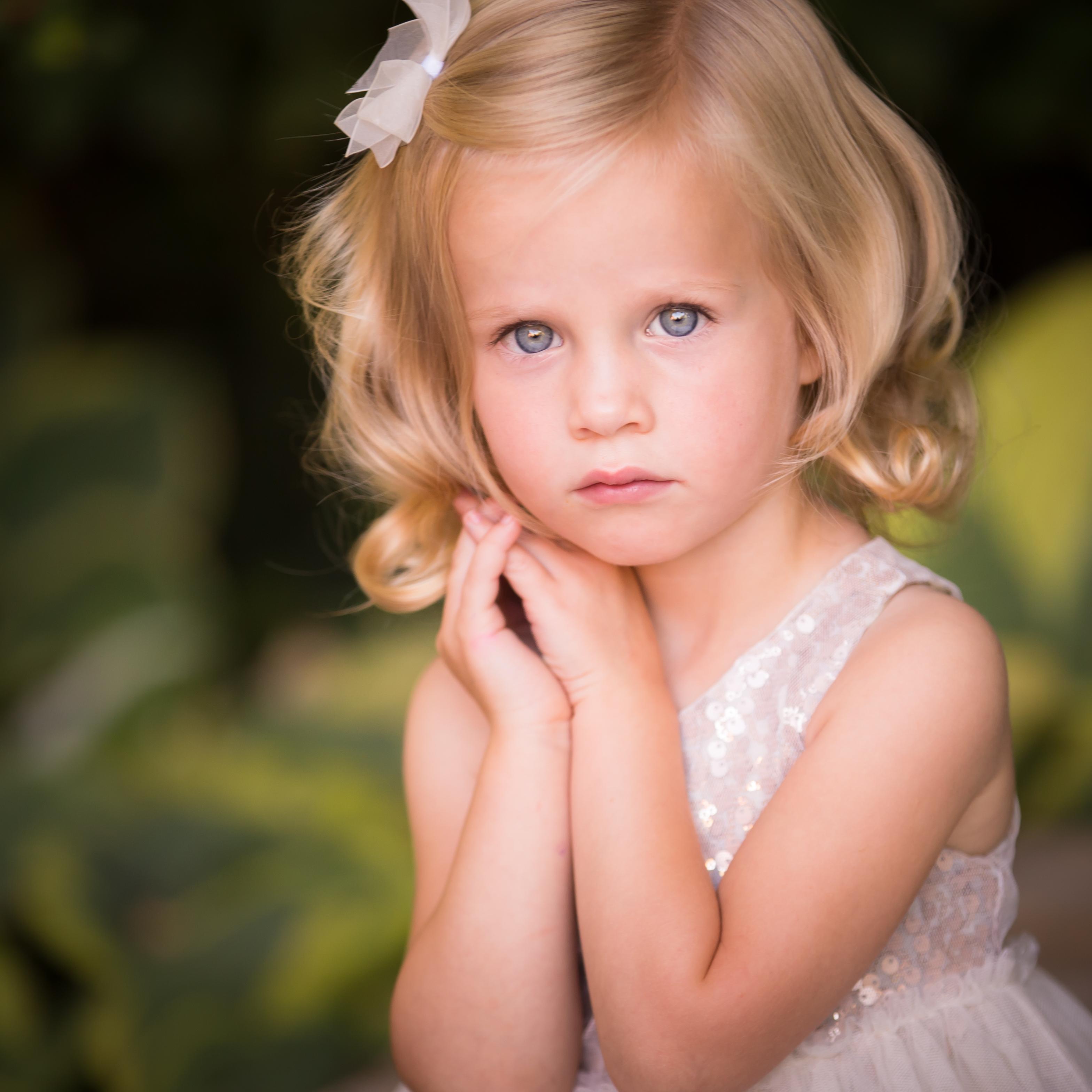 Child, Busath Garden