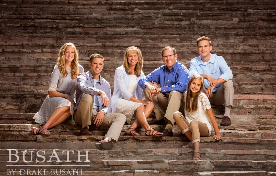 Family Portrait, Salt Lake City UT