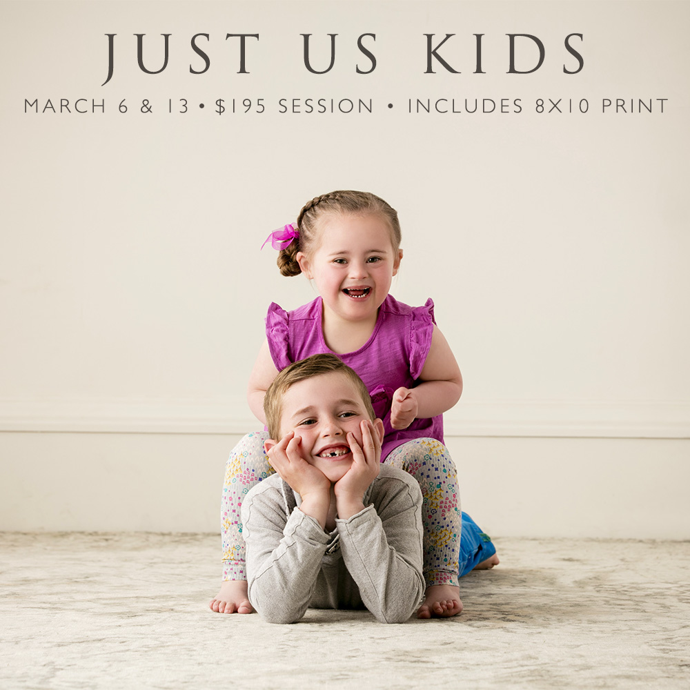 NEW! Children's Special: Just Us Kids