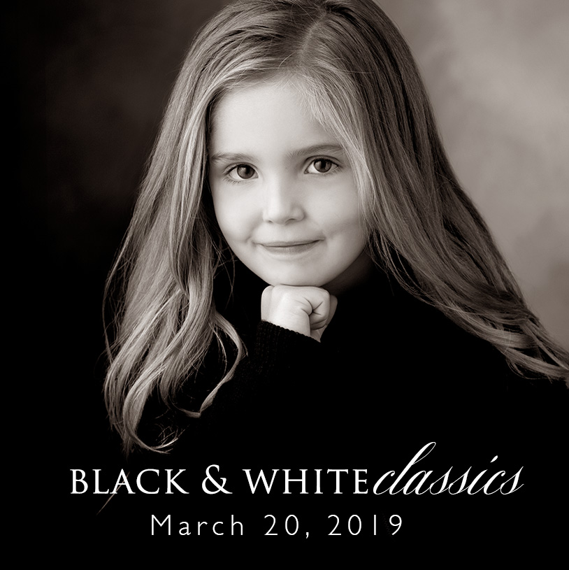 Join Us March 20th  For Black & White Classics